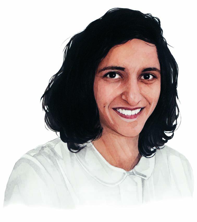 Mira Katbamna