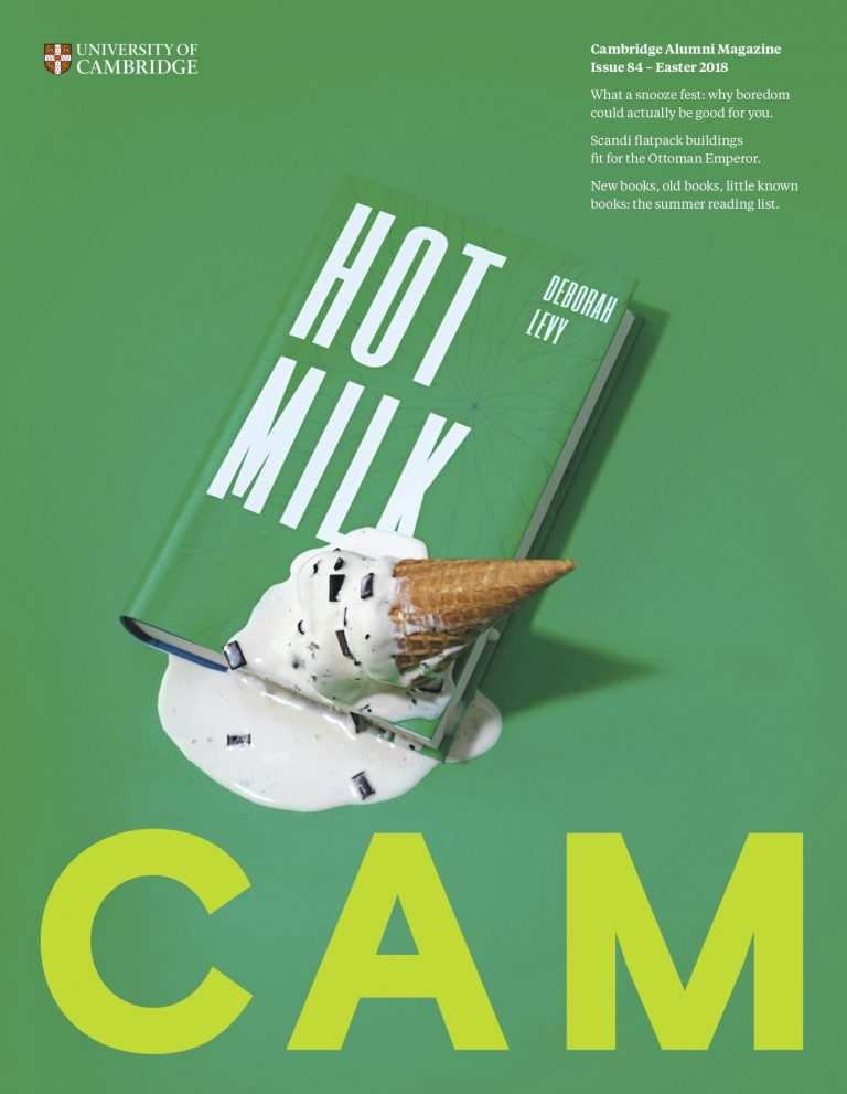 Cover image of Cambridge Alumni Magazine Issue 84 – Easter 2018