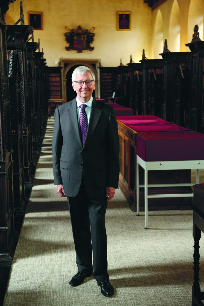 Vice-Chancellor Stephen J Toope