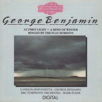 George Benjamin album artwork