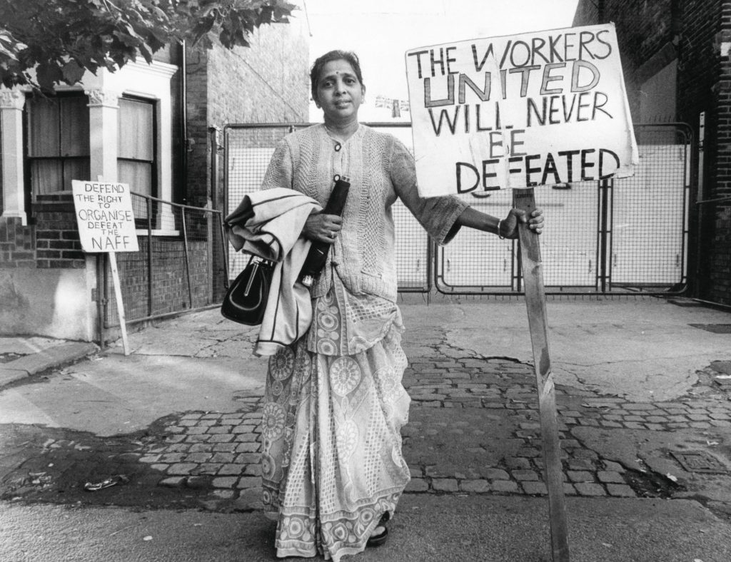 Grunwick Strikes