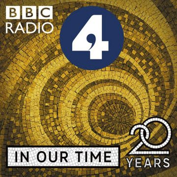 In our time podcast cover art