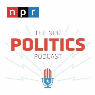 NPR politics podcast cover art