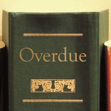 Overdue podcast cover art