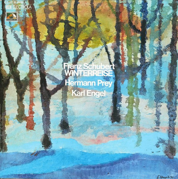 Winterreise cover artwork