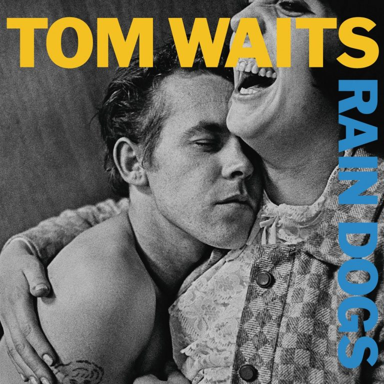 Tom Waits Rain Dogs album cover