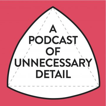 Unnecessary Detail podcast cover art