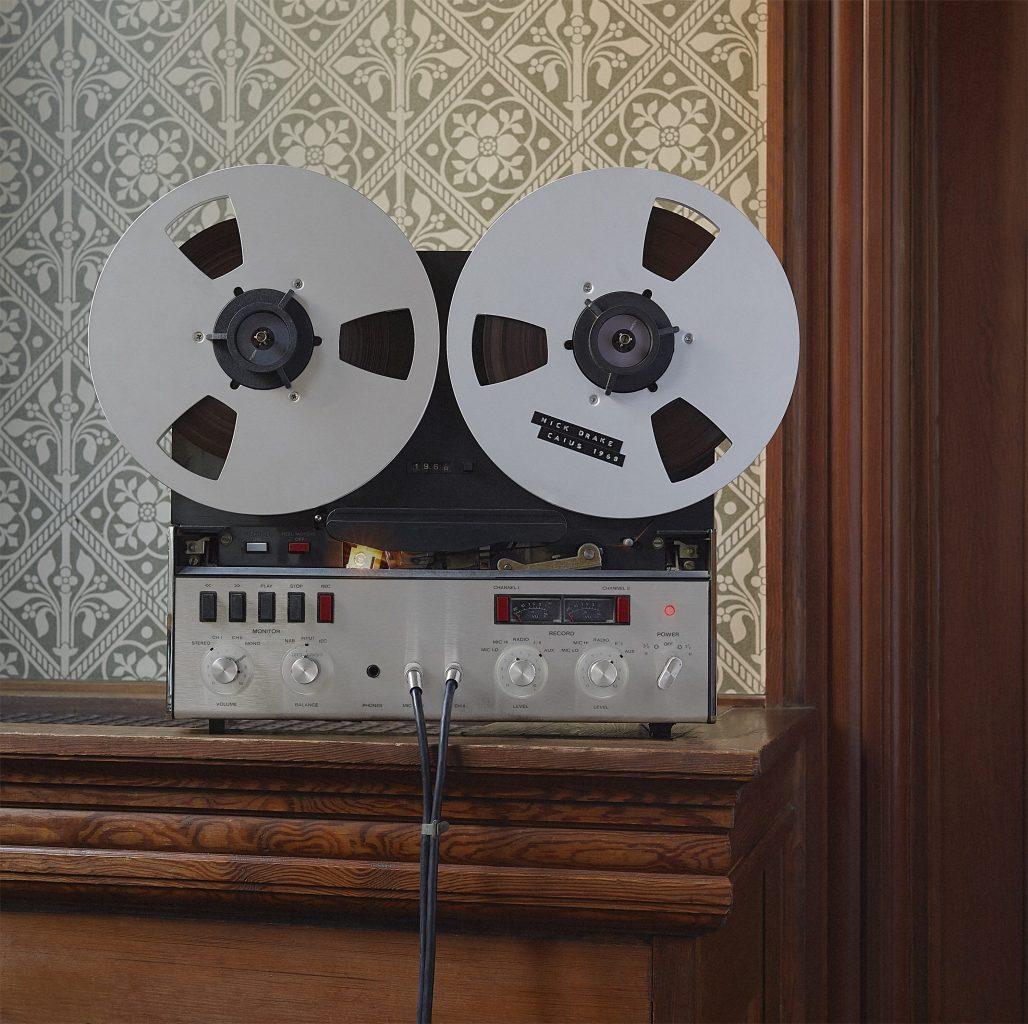 Revox A77 recorder