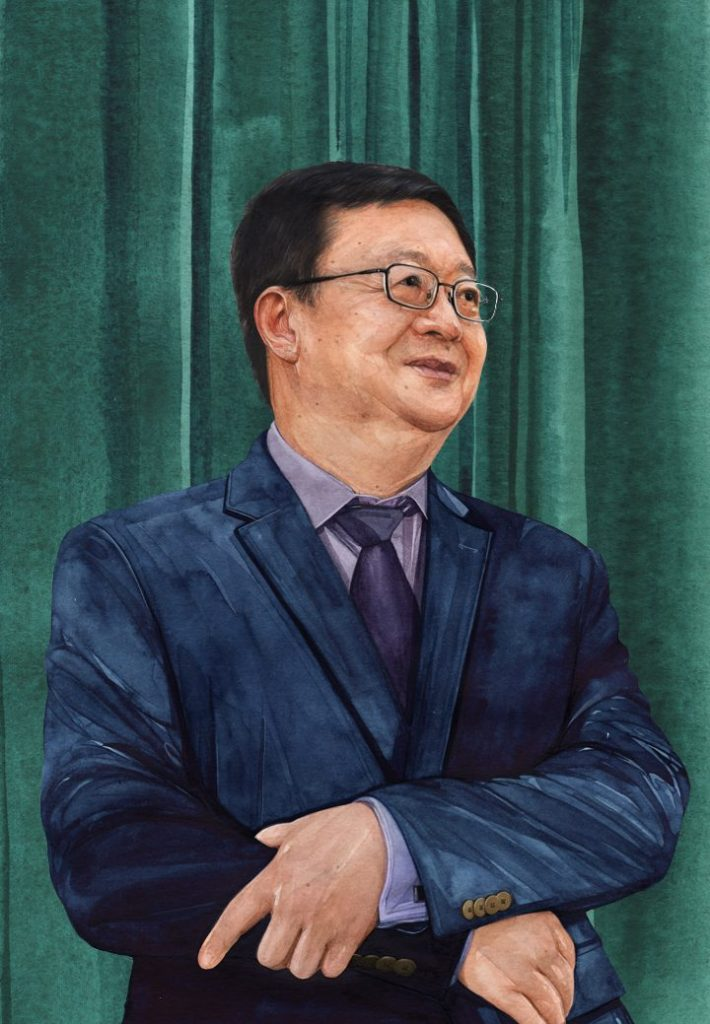 Professor Daping Chu