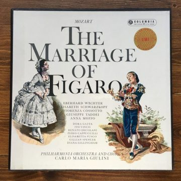 The Marriage of Figaro Mozart