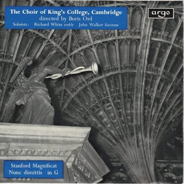 Magnificat in G Charles Villiers Stanford