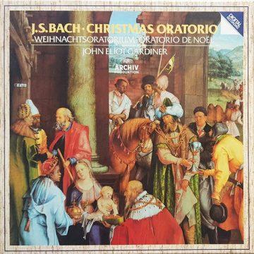 Christmas Oratorio JS Bach