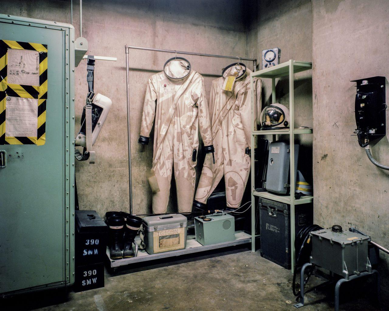 Protective (RFHCO) suits