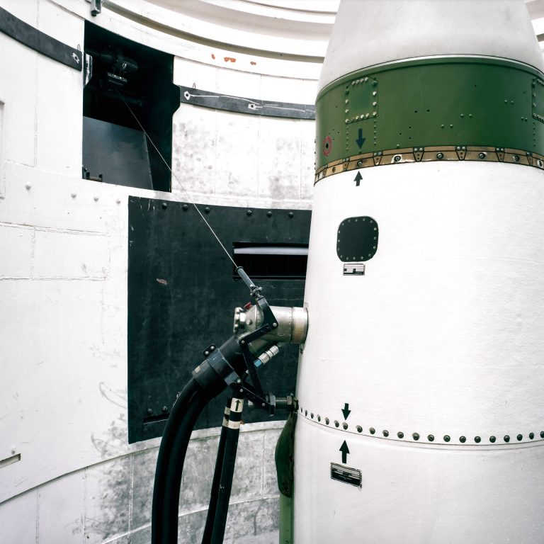 Minuteman II training missile